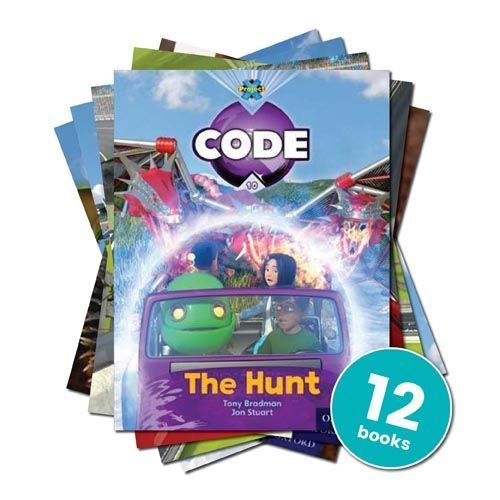 Project X Code & Code Extra: Blue