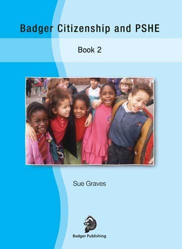 Citizenship & PSHE KS2 Pupil Book 2 for Year 4