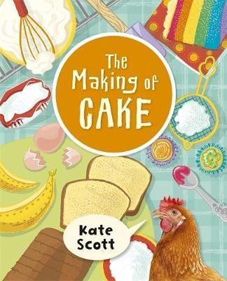 Making of Cake