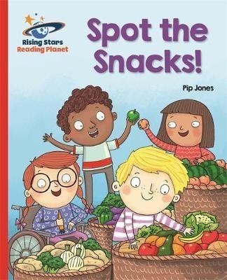 Spot the Snacks!