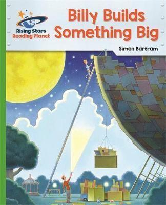 Billy Builds Something Big