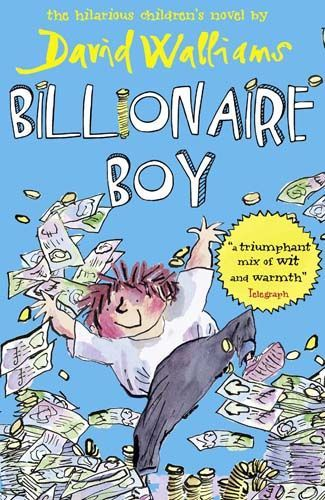 Billionaire Boy - Pack of 6