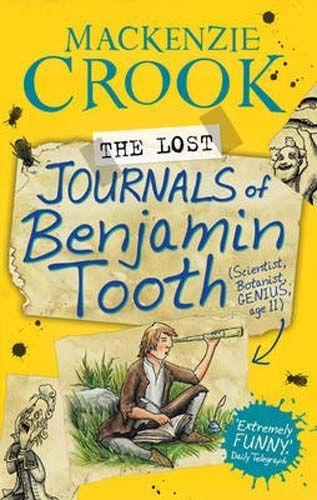 The Lost Journals of Benjamin Tooth - Pack of 6