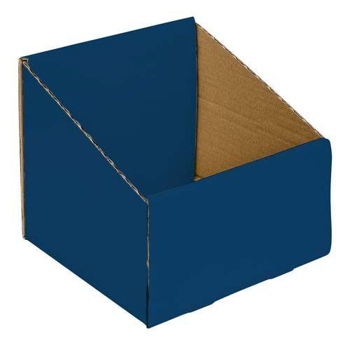 Dark Blue Box
