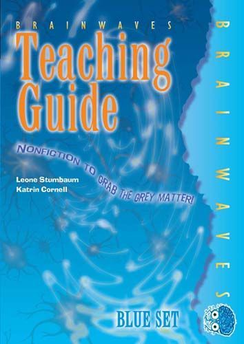 Brainwaves Teaching Guide: Blue