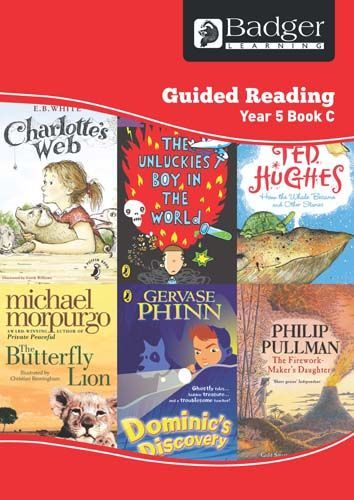 Enjoy Guided Reading Year 5 Book C Teacher Book & CD
