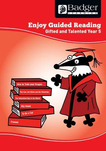 Enjoy Guided Reading Gifted & Talented Year 5 Teacher Book & CD