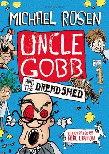 Uncle Gobb and the Dread Shed - Pack of 6