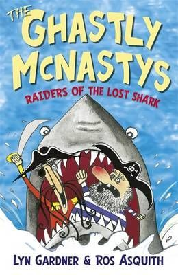 The Raiders of the Lost Shark