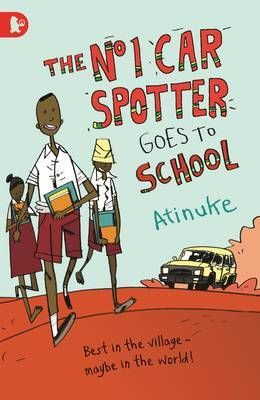 The No. 1 Car Spotter Goes to School