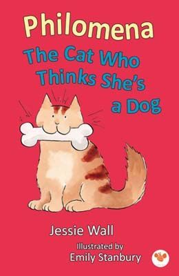 Philomena: The Cat Who Thinks She is a Dog