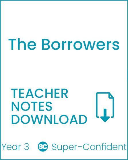 Enjoy Guided Reading: The Borrowers Teacher Notes