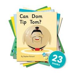 Reading Stars Phonics Level 1 Pack