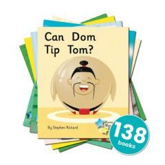 Reading Stars Phonics Level 1 Pack (6 copies)