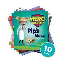 Oxford Phonics Mix Pack H