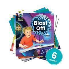 Oxford Phonics Mix Pack R