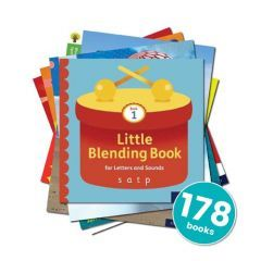 Oxford Phonics Mix Pack U (A-T) Complete Pack