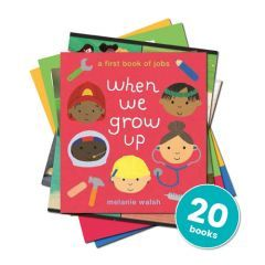 Age 3-5: Non-Fiction for Early Years
