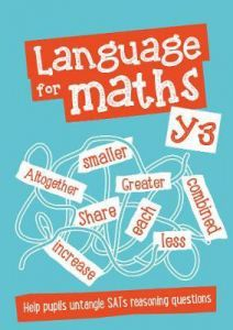 Language for Maths Year 3