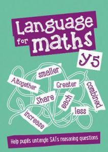 Language for Maths Year 5