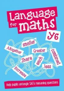 Language for Maths Year 6