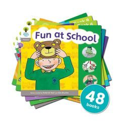 Floppy's Phonics Teaching Programme: Complete Pack