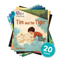 Big Cat Phonics for Letters & Sounds: Turquoise