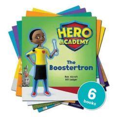 Project X Hero Academy: Green