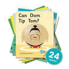 Reading Stars Phonics Phase 2 Complete Pack