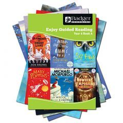 Enjoy Guided Reading Year 6 Pack A