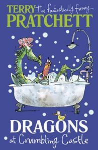 Dragons at Crumbling Castle - Pack of 6