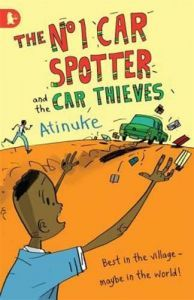 The No. 1 Car Spotter and the Car Thieves - Pack of 6