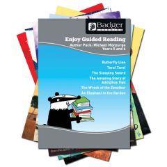 Enjoy Guided Reading Michael Morpurgo Pack