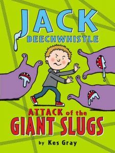 Jack Beechwhistle: Attack of the Giant Slugs - Pack of 6