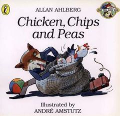 Chicken, Chips & Peas - Pack of 6