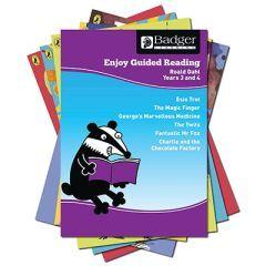 Enjoy Guided Reading Roald Dahl Pack