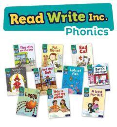 Read Write Inc. Phonics Book Bag Books: Green Pack of 10