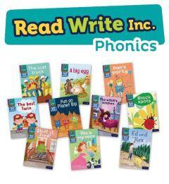 Read Write Inc. Phonics Book Bag Books: Purple Pack of 10