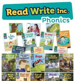 Read Write Inc. Phonics Book Bag Books: Yellow Pack of 20