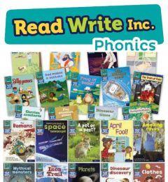 Read Write Inc. Phonics Book Bag Books: Grey Pack of 26
