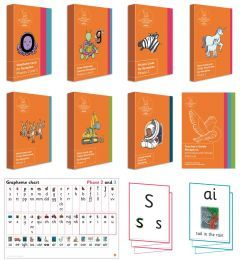 Big Cat Phonics for Little Wandle SSP Additional Resources pack for Reception