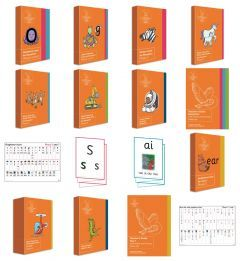 Big Cat Phonics for Little Wandle SSP Additional Resources pack Complete