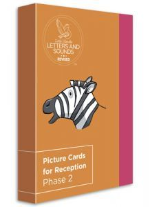 Big Cat Phonics for Little Wandle Letters and Sounds Revised - Picture Cards for Reception: Phase 2
