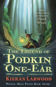 The Legend of Podkin One-Ear - Pack of 6