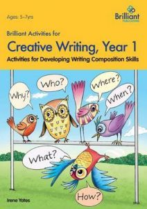 Brilliant Activities for Creative Writing Year 1