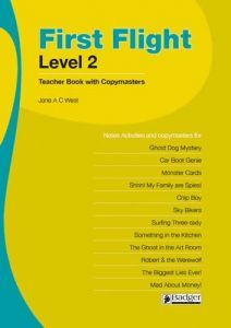 First Flight Level 2 Teacher Book + CD