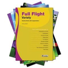 Full Flight Variety - Complete Pack with Teacher Book + CD