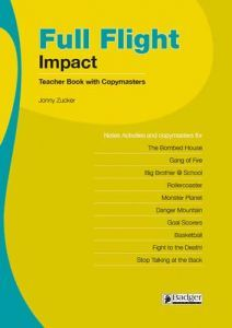 Full Flight Impact Teacher Book + CD
