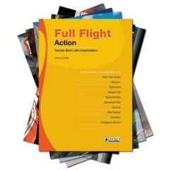 Full Flight Action - Complete Pack with Teacher Book + CD