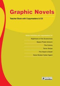 Graphic Novels Teacher Book + CD